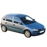 Encastre para Opel Corsa C y Meriva sin transponder