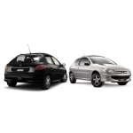 Telemando Para Peugeot 206 Con Faros Antiniebla (YV)