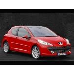 Carcasa de Telemando Plegable Para Peugeot 307 / 207 / 308