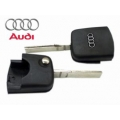 Audi recess for Megamos crypto ID48 transponder