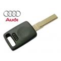 Llave Audi Regata (Sin Transponder)