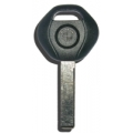 Key For BMW With Housing For Transponder