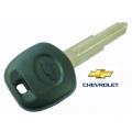 carcasa de llave  new style para transponder con espadin para Chevrolet Kalos / Lacetti / Nubira