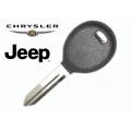 llave fija para Chrysler Jeep 1998 transponder Texas Crypto ID64