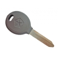 KEY ORIGINAL JEEP WRANGLER 01-06 (ID46)