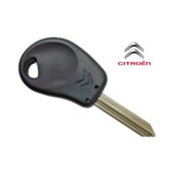Llave Citroen Xantia Con Transponder ID48