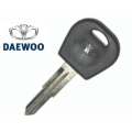 llave fija para Daewoo Lanos transponder Megamos fijo ID13