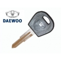 llave fija para Daewoo Tacuma y Nubira transponder Megamos crypto ID48