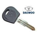 KEY WITH TRANSPONDER CHEVROLET NUBIRA (ID48)