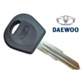 KEY WITH TRANSPONDER CHEVROLET LANOS (ID13)