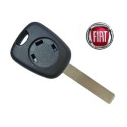 LLAVE FIAT ULYSSE CON LOGO (ID46)