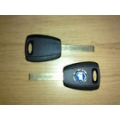 FIAT TRANSPONDER KEY ID48 (CODE 2) FOR STILO, DOBLO ETC