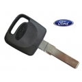 llave fija para Ford Galaxy 2000>2006 transponder Philips Crypto ID4