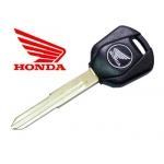 Llave para motocicletas Honda con transponder (Transponder no incluido)