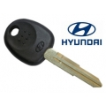 llave fija para Hyundai Elantra HD 2006 Transponder Philips crypto 2 ID46