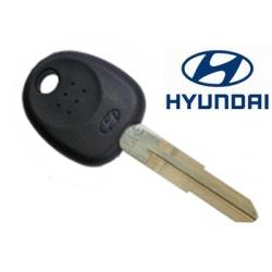 llave fija para Hyundai Sonata NF 2005> Transponder Philips crypto 2 ID46