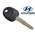 llave fija para Hyundai Sonata 1996>1998 Transponder Texas fixed 4C