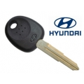 KEY ORIGINAL  HYUNDAI ACCENT -L- (ID46)