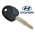 KEY WITH TRANSPONDER HYUNDAI ACCENT -X- (ID4C)