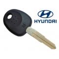 LLAVE CON TRANSPONDER HYUNDAI ACCENT -X- (ID4C)