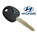 KEY WITH TRANSPONDER HYUNDAI SONATA -Y- (ID4C)