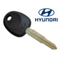 KEY HYUNDAI COUPE -J- (ID4C) UNMOVABLE