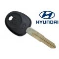 KEY ORIGINAL HYUNDAI ATOS 2001< -MX-E- (ID46)