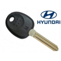KEY WITH TRANSPONDER HYUNDAI SANTA FE -C- (ID4C)