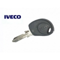 Transponder key to Iveco ID46 Philips Crypto 2