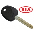 KEY KIA CARENS 2006< -N- (ID46) BLACK