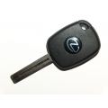 Electronic Key Blank Lexus TOY48