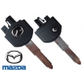 Folding insert command of Mazda 3 and Mazda 6 without transponder.