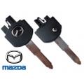 Encastre plegable para mando de Mazda 3 y Mazda 6,sin transponder.