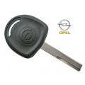 llave fija para Opel Corsa C/Meriva Transponder Philips crypto ID40