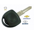 HU46 transponder key for sprat and free housing for Opel logo