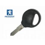 Llave fija para transponder de Peugeot
