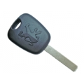 Key With Transponder for Peugeot 407