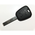 Replacment Key Peugeot 307 Without Transponder