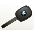 Electronic Key Blank Peugeot HU83