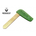 Key to Remote Renault