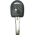 Key Skoda With Light Megamos Crypto II 48 CAN