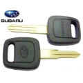 4D key (ID 62) with transponder for Subaru