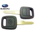 llave 4D (ID 62) con transponder para Subaru