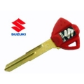 red key (for transponder) for Suzuki motorcycles