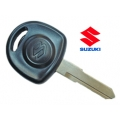 KEY WITH TRANSPONDER CRYPTO SUZUKI WAGON R+
