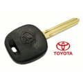 Housing with fixed key, wrench for Toyota without transponder