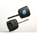 Folding Key For Round Control Transponder Megamos Crypto 48