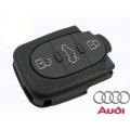 Audi 3 button remote control (4D0837231N or 4D0837231A)