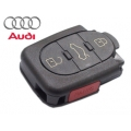 For Audi A6 Remote 4 Button