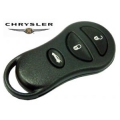 Chrysler Prowler, Town & Country, Voyager 3-button remote control